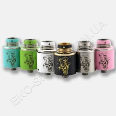 Дрип атомайзер Mini Mad Hatter RDA