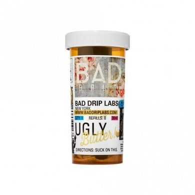 Bad Drip Salt Ugly Butter, 30 мл